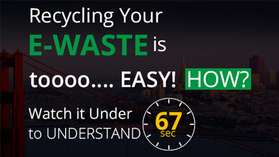 Recycling E-Waste